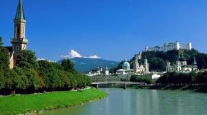 Отдых на озерах в Австрии, отдых на озерах Австрии летом.