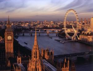 Самые красивые места Великобритании