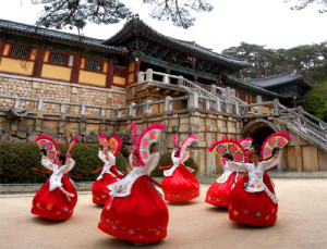 горящие путевки в Южную Корею
